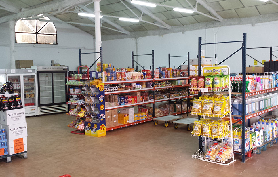 supermercado cash & carry
