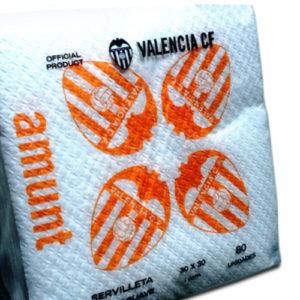 Servilletas València CF (Producto Oficial)