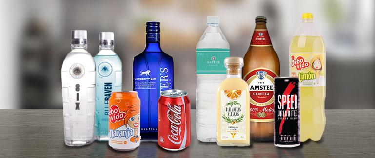 bebidas Maxi Cash