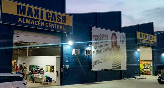 montar un supermercado cash & carry