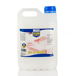 Gel de Manos Maxi Clean