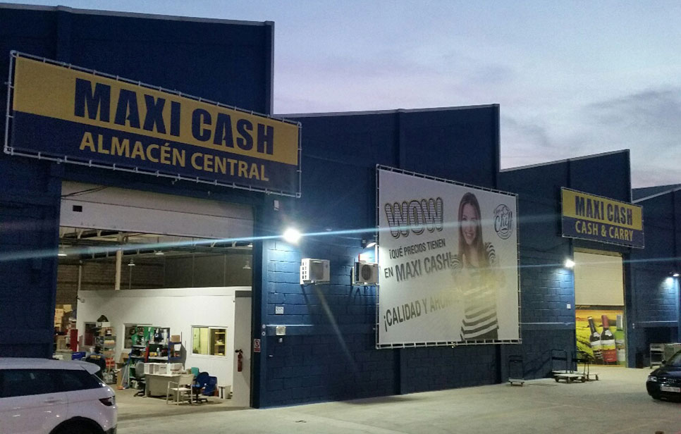 supermercado cash & carry