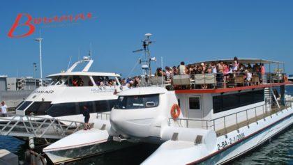 El supermercado cash & carry Maxi Cash, proveedor de las fiestas en catamaranes más exclusivas de Valencia