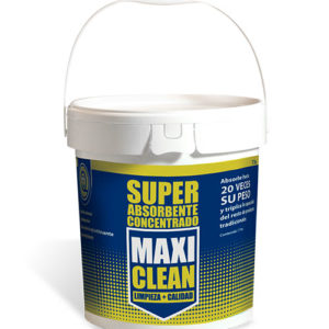 Super Absorbente Concentrado Maxi Clean