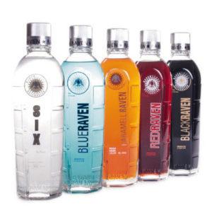 Vodka Premium Raven