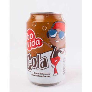 Bebovida Cola Lata 0,33L