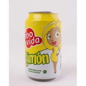 Bebovida Limón Lata 0,33L