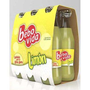 Bebovida Limón Pack-6 0,20L