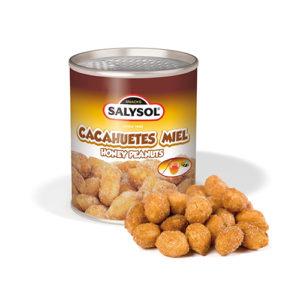 Salysol Cacahuetes miel