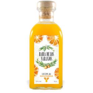 Licor Mandarina Bahía de los Naranjos