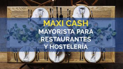 ¿Sabías que somos tu mayorista para restaurantes y hostelería líder en la Comunidad Valenciana?