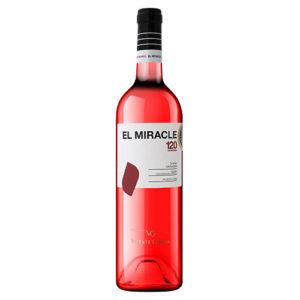 Vino El miracle 120 Aniversario rosado