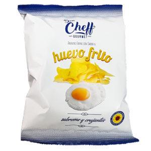Patatas fritas Huevo Frito Don Cheff
