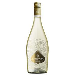 Vino blanco espumoso SANDARA