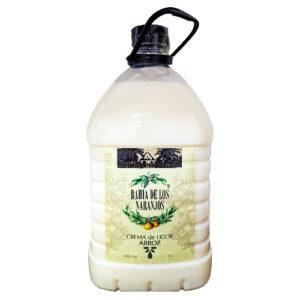 Crema de licor de arroz Bahía de los Naranjos 3L
