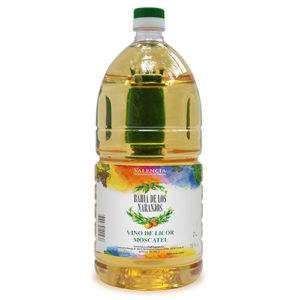 Vino de licor Moscatel Bahía de los Naranjos