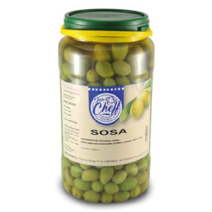 Aceitunas Sosa 2kg Don Cheff