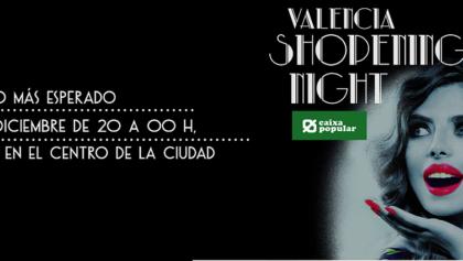 ¡Bahía de los Naranjos en la Valencia Shopening Night!